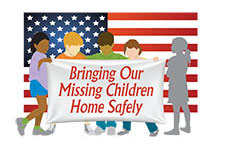 Bringing Our Missing Children Home Safely Logo