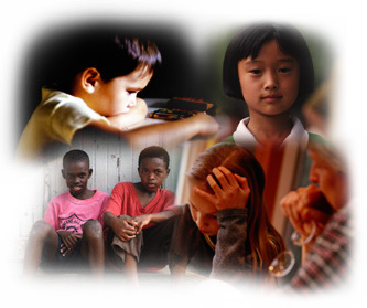 Children Exposed to Violence Image