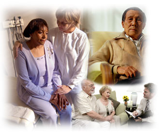 elder abuse collage