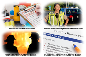Safety and Preparedness photo collage