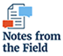 NIJ Notes From the Field logo
