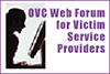 OVC Web Forum discussion